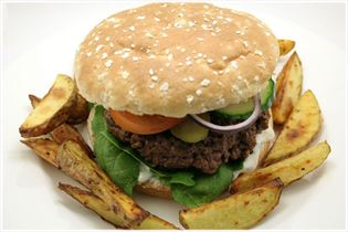 Cafe-Burger