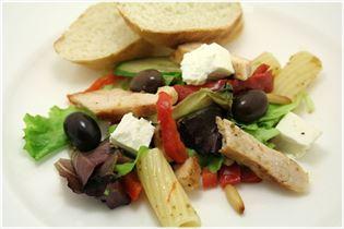 Cafe-Salat