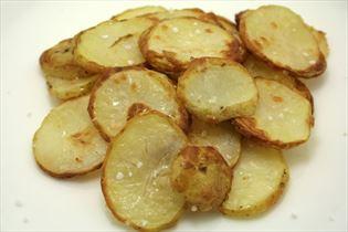 Ofen-Kartoffelscheiben
