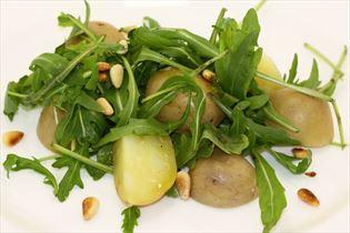 Kartoffelsalat mit Zitronenmarinade