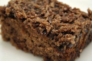 Mutters Schokoladen-Traumkuchen