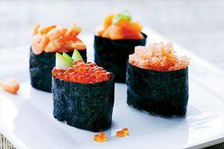 Schlachtschiff-Sushi