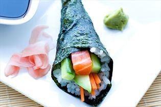 Sushi-Tüten