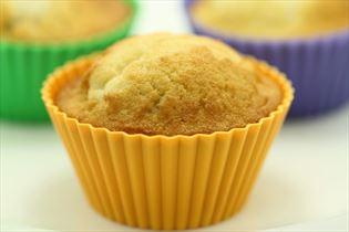 Sandkuchen in der Muffinform