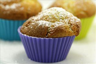 Muffins - ernährungsmäßig verbessert