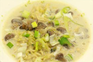 Thai-Nudelsuppe