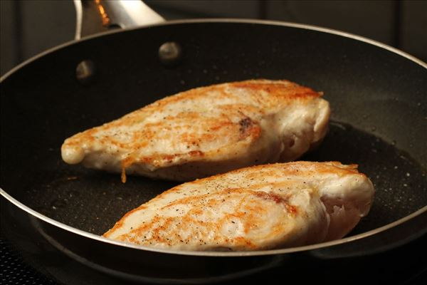 Ofen-Wurzelgemüse mit Hähnchen