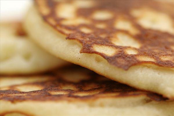 Dicke Frühstückspfannkuchen